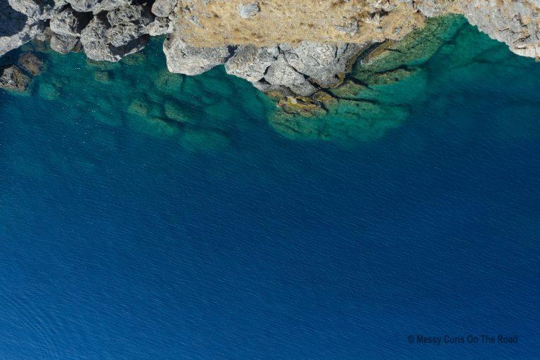 A week in Rhodes, Greece